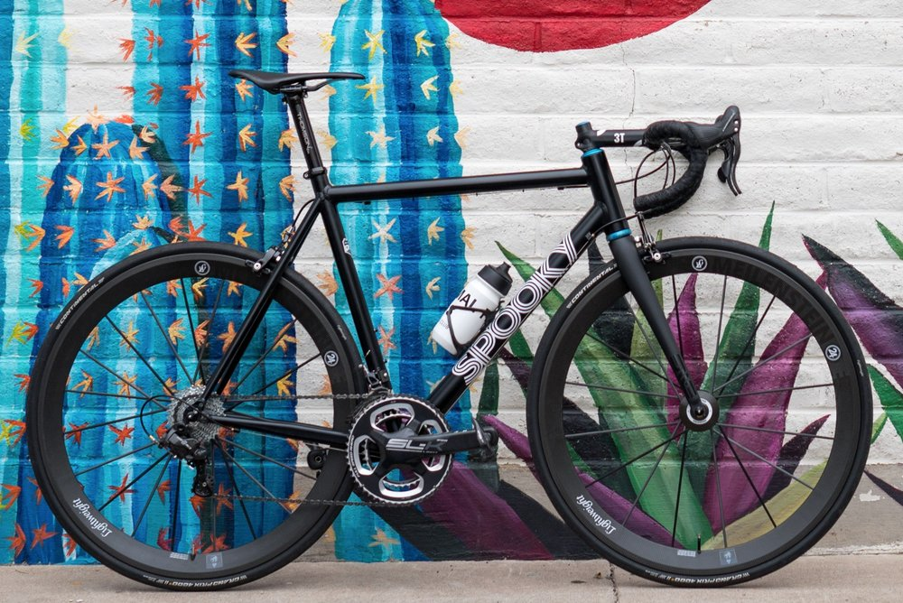 MULHOLLAND - framesets Start at $2199Includes Chris King Headset and Enve Carbon ForkTire clearance700C X 28mm