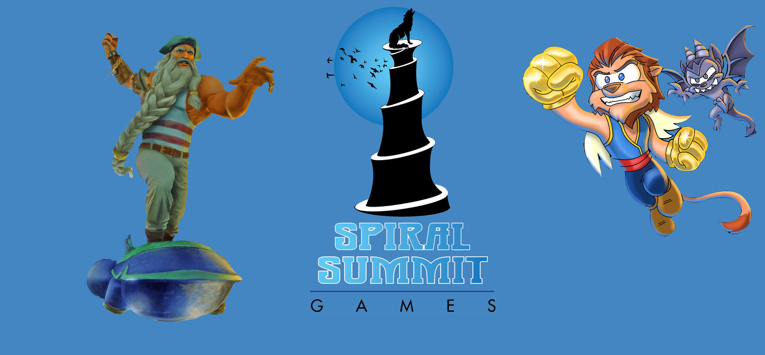 Spiral Summit Games