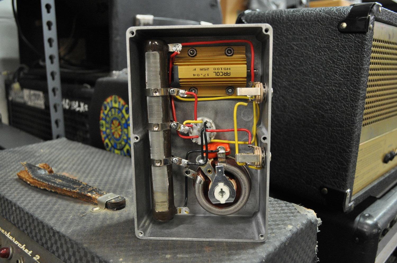 Elevenuator Attenuator — Acorn Amplifiers | Custom Tube Amplifiers,  Boutique Amps, Atlanta Amp Repair, Tube Amp Repair