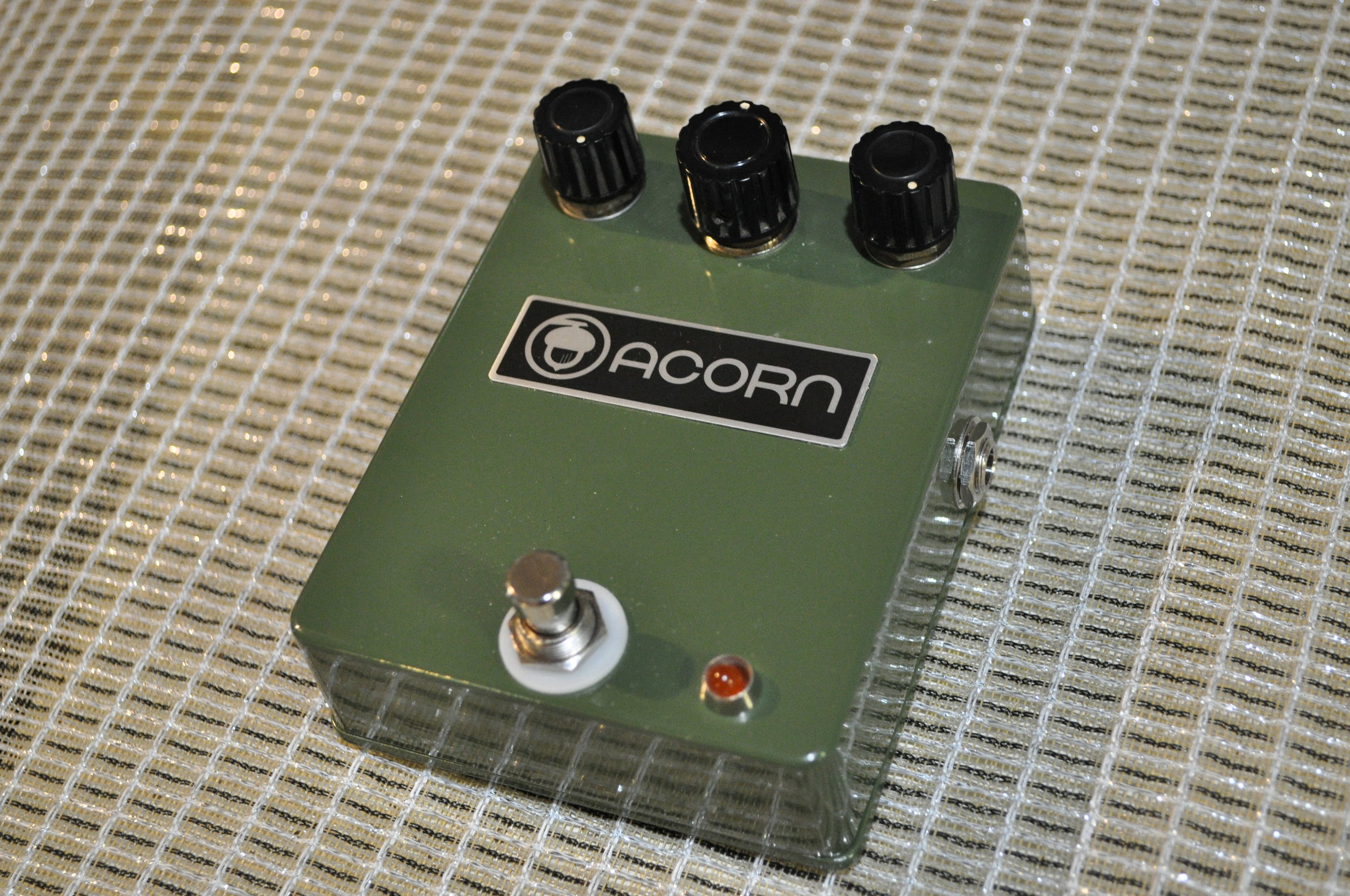 Custom Effects Pedals — Acorn Amplifiers   Custom Tube Amplifiers, Boutique  Amps, Atlanta Amp Repair, Tube Amp Repair