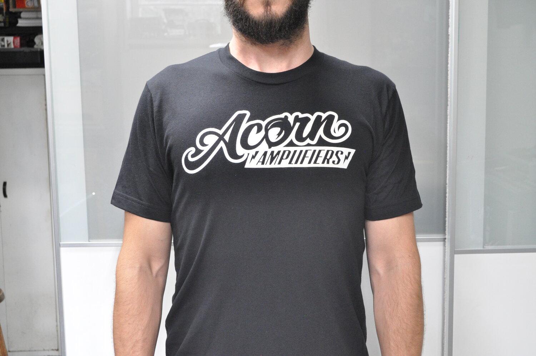 Acorn Amplifiers T Shirt Acorn Amplifiers Custom Tube Amplifiers