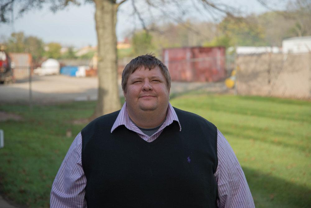 Michael Spicer, Vice President-Sales, Geologist mspicer@moodysofdayton.com