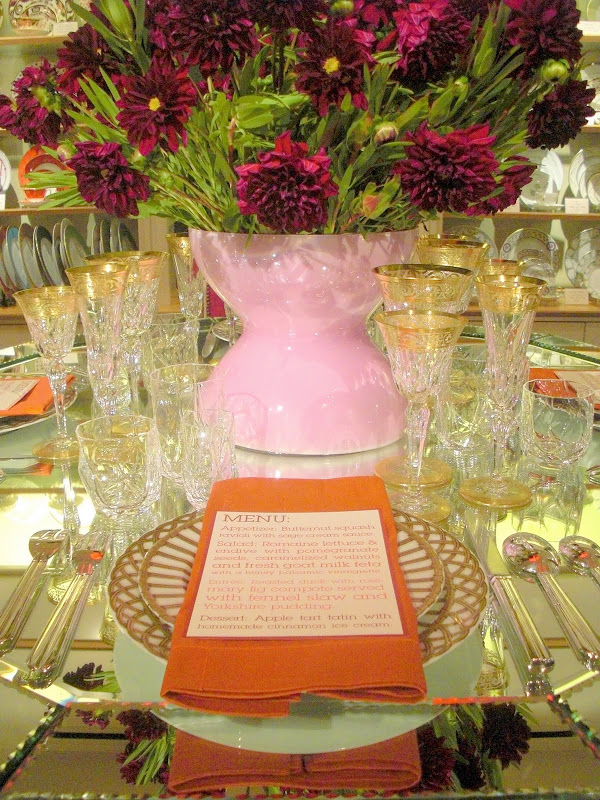 The Art of the Table: Preview Party For DIFFA — KATIE D.I.D BLOG