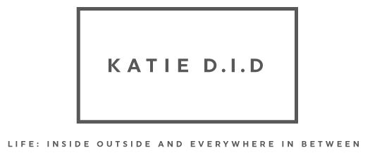 KATIE D.I.D BLOG