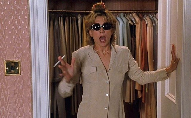 My current state. Clothing swap is this Saturday night! 👛 Come play dress up with me! Direct message for place/time details and let me know if you want to set up shop! #imeanlookatmemartin #elizabethjames #canoneofyougetsomethingcoldformyhead