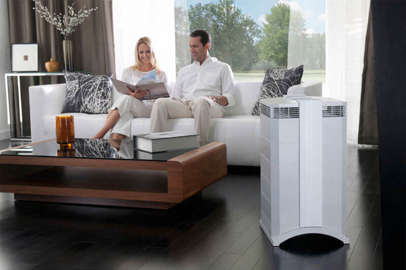 Bob's Vacuum: IQAir Air Purification
