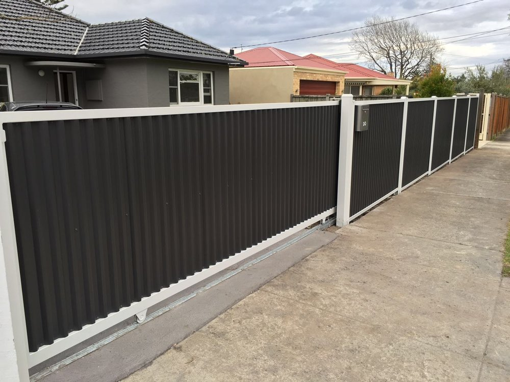 Colorbond Fence and Gate.jpg