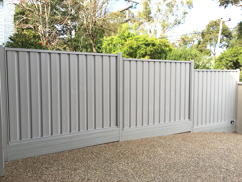 Colourbond Fencing Perpetual Fencing Amp Gates