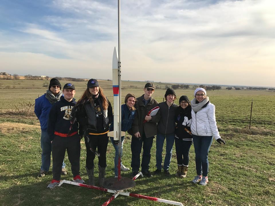 NASA team.