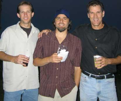 Andy Dillard, ML, Steve Bennett(RIP)