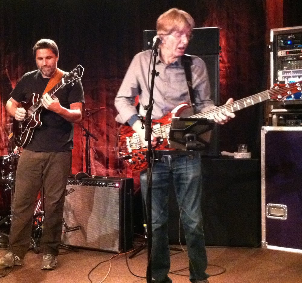 Michael & Phil Lesh The Grate Room TXR