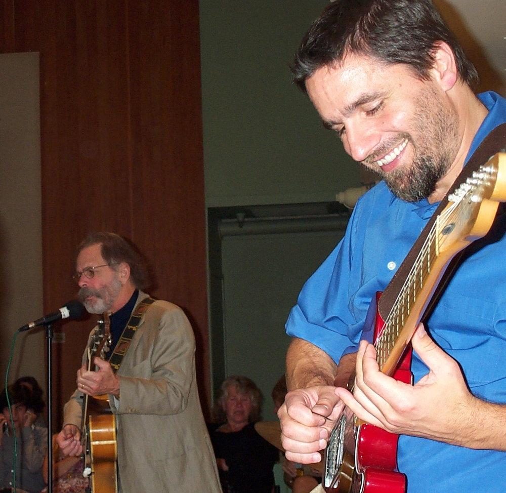 Bob Weir & Michael LaMacchia
