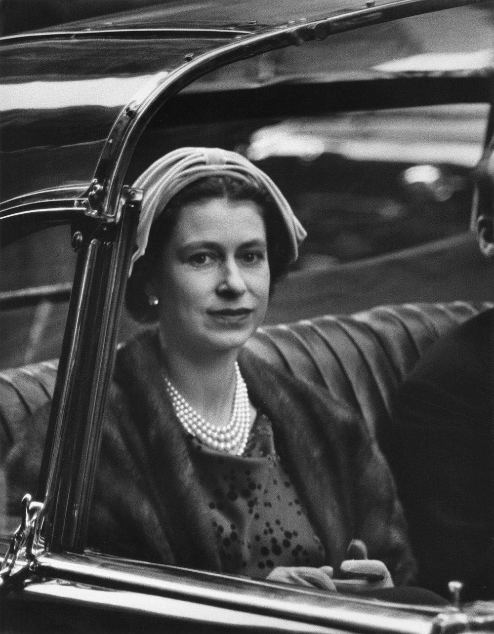 Queen Elizabeth II 1957