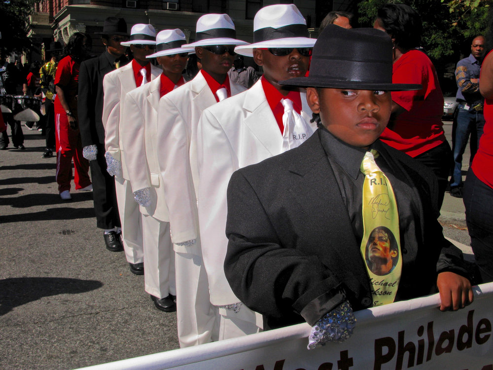 AFRICAN AMERICAN DAY PARADE 40TH