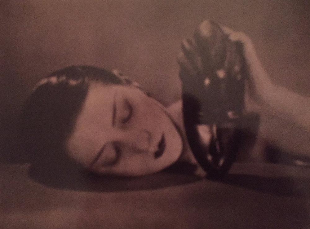 Christie's 9 November 2017, Man Ray, Noire et Blanche, 1926. Image 20.6x 27.5 cm, Estimate: 11,000,000 – 1,500,000 €. Sold: EUR 3,782,500