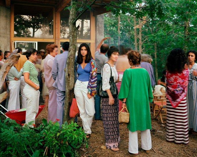 3. Cocktail Party, Wellfleet, Massachusetts, 1977