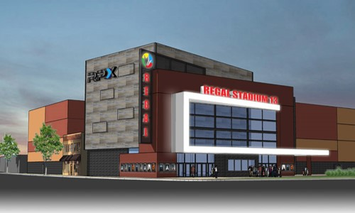 REGAL CINEMAS - LYNBROOK