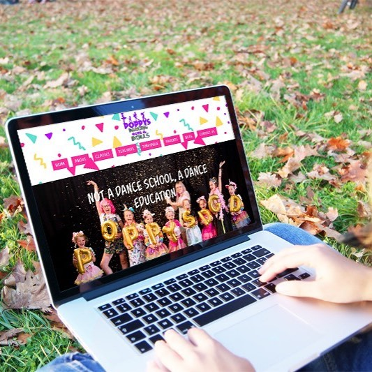 We've been working on a great project for Bedford based dance school Poppys Dancing Guys & Dolls. Working with Poppy to put together this fun and colourful website has been great. Check them out https://goo.gl/164eaZ