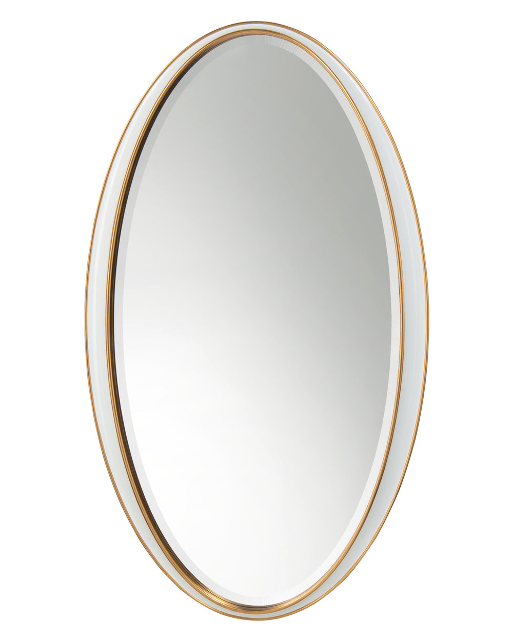 Full Length Oval Mirror