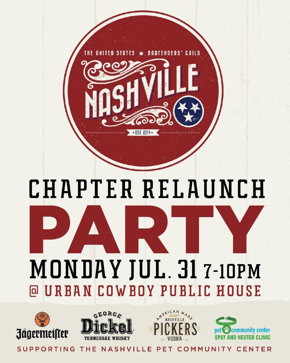 Nashville Chapter Relaunch