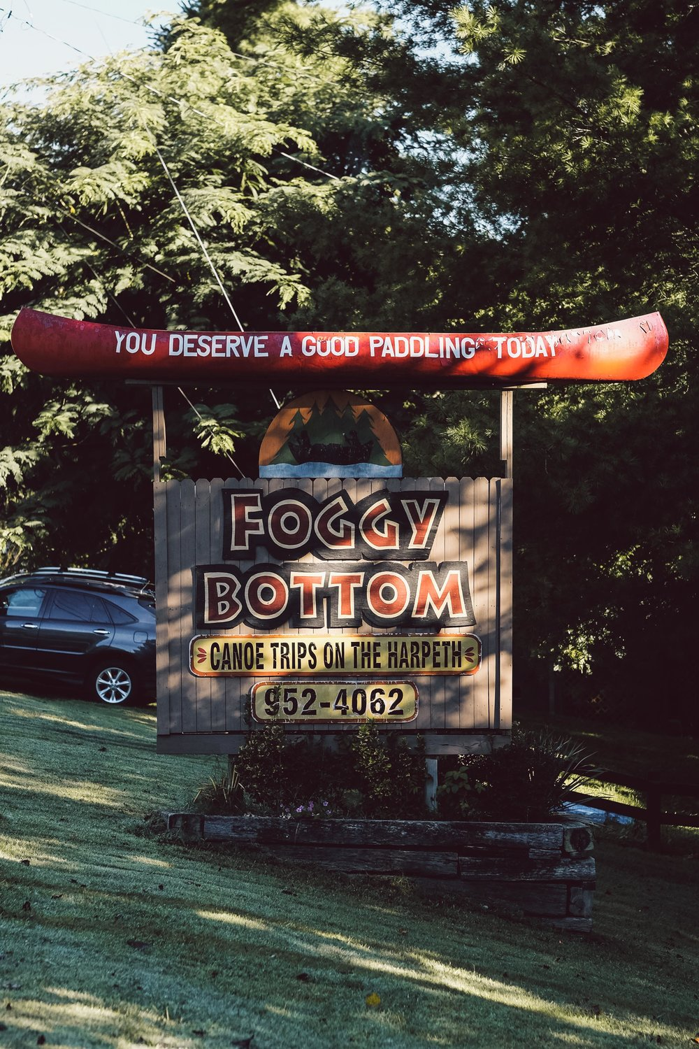 Foggy Bottom Canoe Rentals, Kingston Springs TN