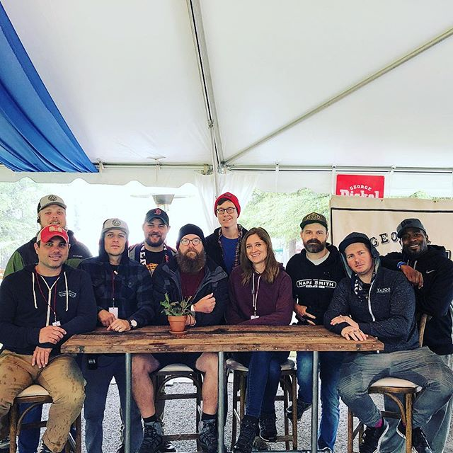 Day 3 📸 Blood Sweat and Beers - We are proud to be part of such an great festival 🍻 thank you for another great year @nashvilleoktoberfest #nashville . To top it off, we couldn't have asked for a better crew this year. Everyone worked extremely hard to keep the beer flowing and the crowds happy 😃 @paulaner @hacker_pschorr @hiwirebrewing @sierranevada  @cigarcitybrewing @brewlinkbrewing @maydaybrewery @redharebrewing @honkytonkbeer @bluepantsbrew . Thanks to @georgedickel and @nic_chdc_tn for all that tasty lemonade! . Big shout out to our friends at Shane, Drew and the entire @aheadforprofits crew - We couldn't do it without them 👊 . Big shout out to the little yellow cushman 👍🏻 See you all next year! 😎