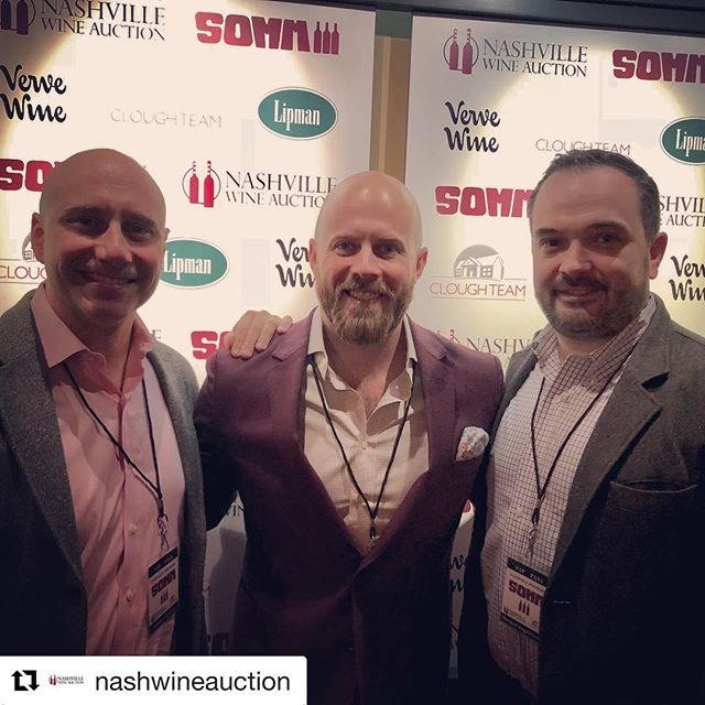 Epic evening at the SOMM 3 Nashville Premiere!  The evening began with Master #sommeliers Dustin Wilson, Sabato Sagaria and Michael Engelmann walking us through a #blindtasting at the VIP reception. . Elise Loehr led a fun and informative Q & A with Christina Wise, producer/writer and the sommeliers after the movie to wrap it all up! . Thanks to @lipmanbrothers for providing wines for the evening and @cloughteam for your support! . #winelovers #wineappreciation #wineknowledge #fightingcancertogether #sommelier #sommlife #winenight #winewednesday #cheers