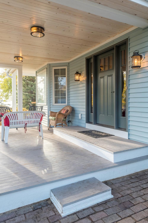 Porch Design Build