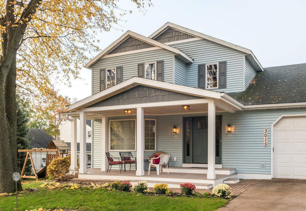 Home Exterior - Chad's Design Build