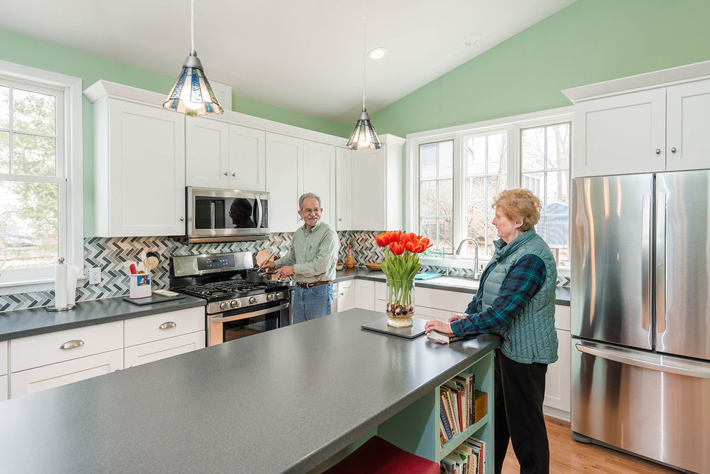Kitchen Remodel - Chad's Design Build - Architectural Photography