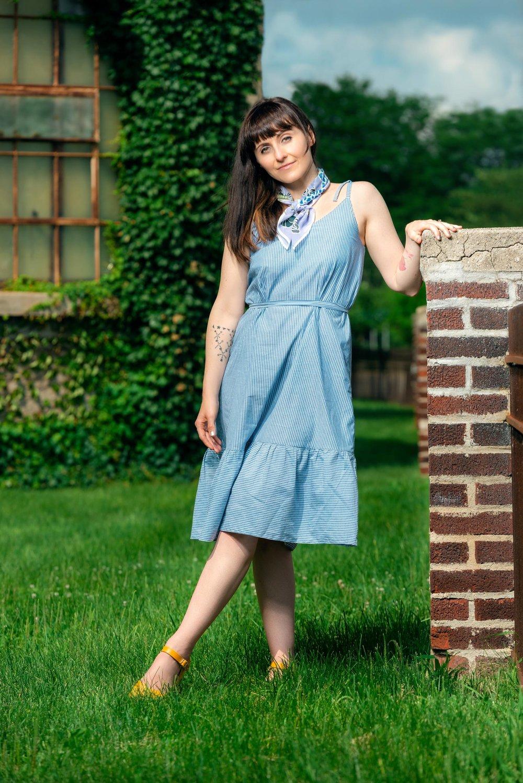 Fashion Editorial Photography Madison WI