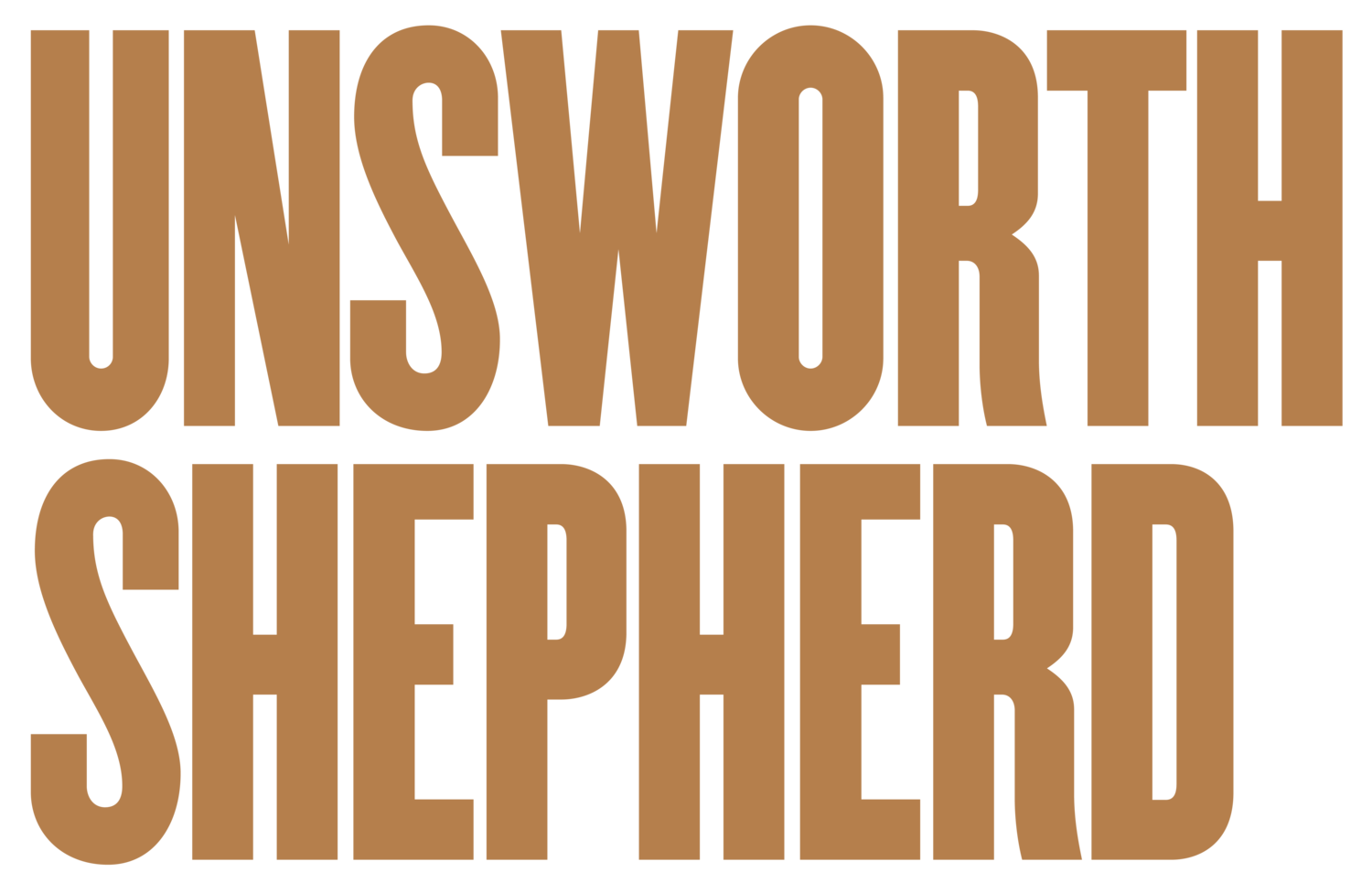 Unsworth/Shepherd