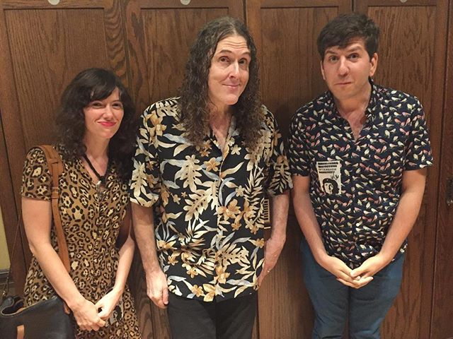 #tbt with @natalieprass and @alfredyankovic