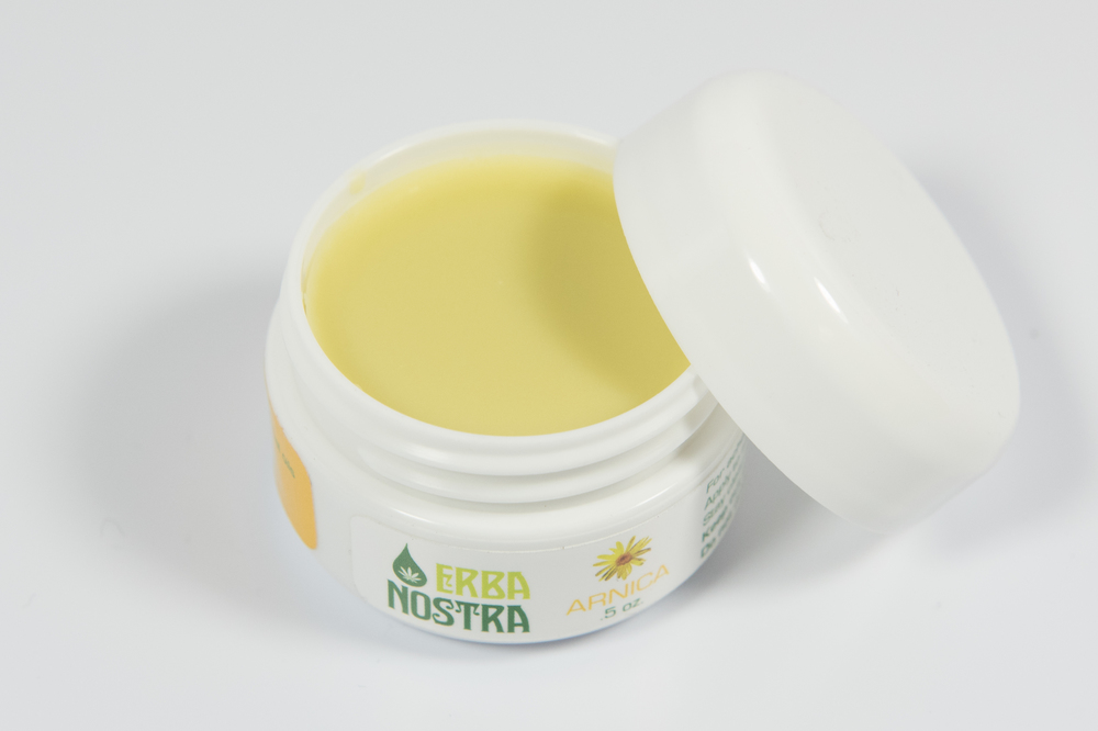 Infused Arnica Salve by Erba Nostra