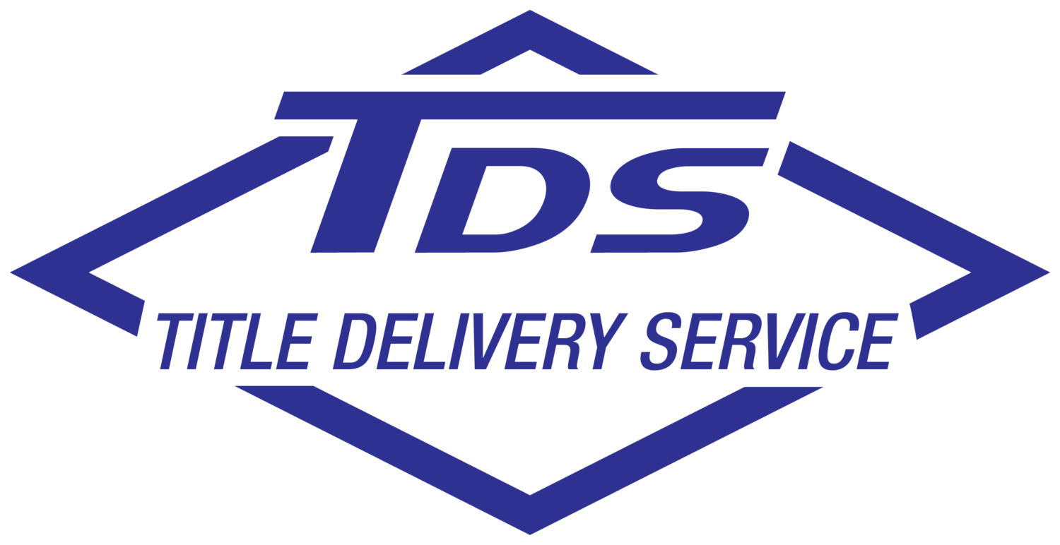 Title Delivery Service