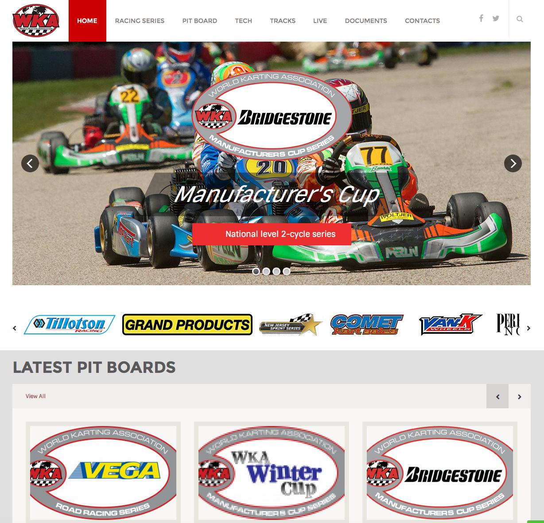 08.18.2015 - WKA Launches New Website