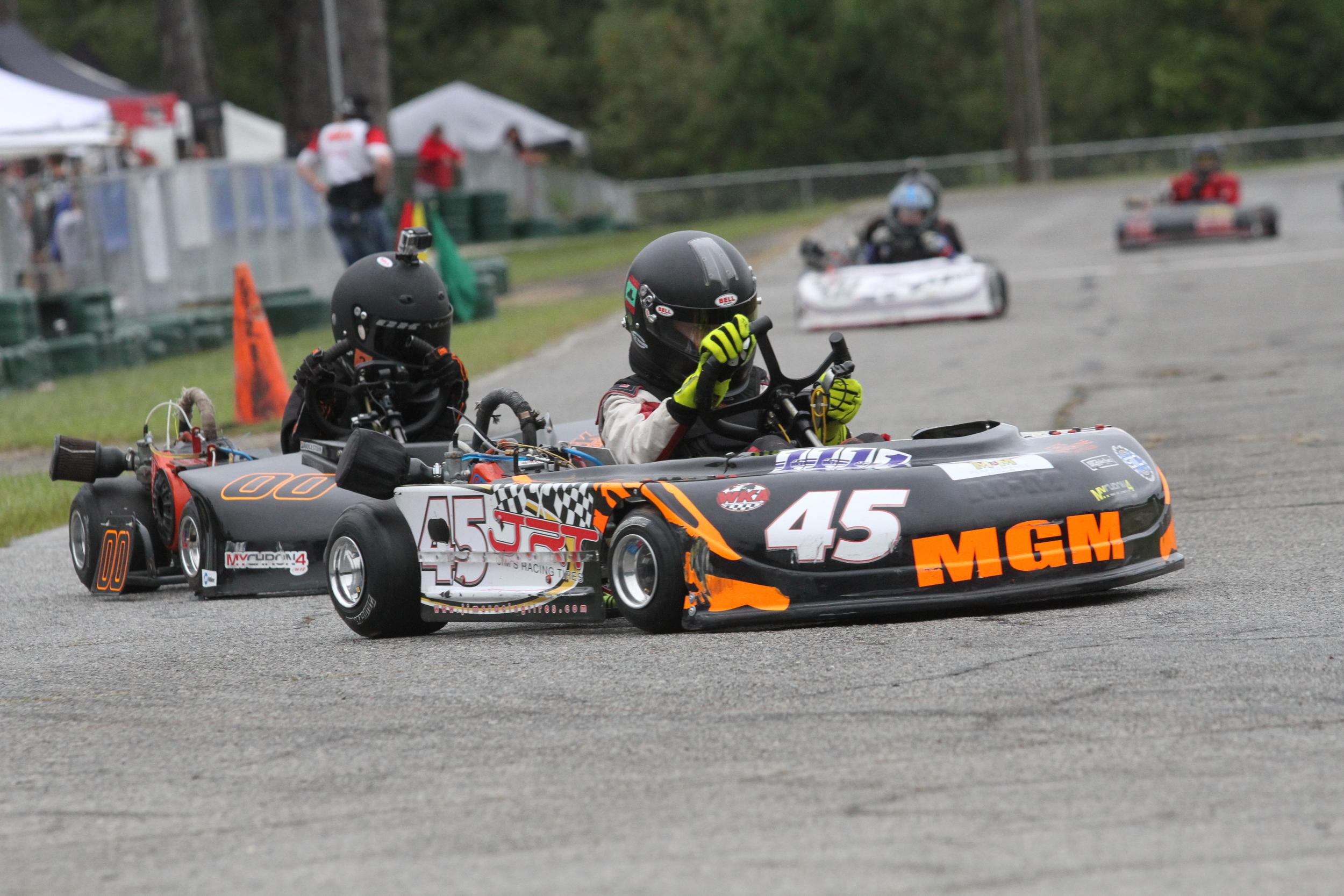 Pit Boards — World Karting Association