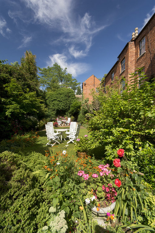 Secret Garden — The Garden Hotel