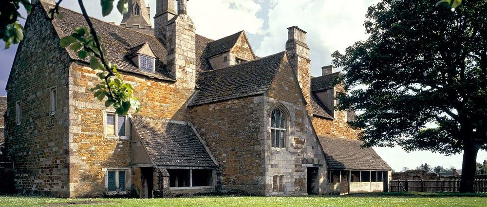 Lyddington Bede House - Only 2 miles