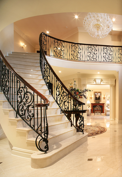 Foyers & Hallways