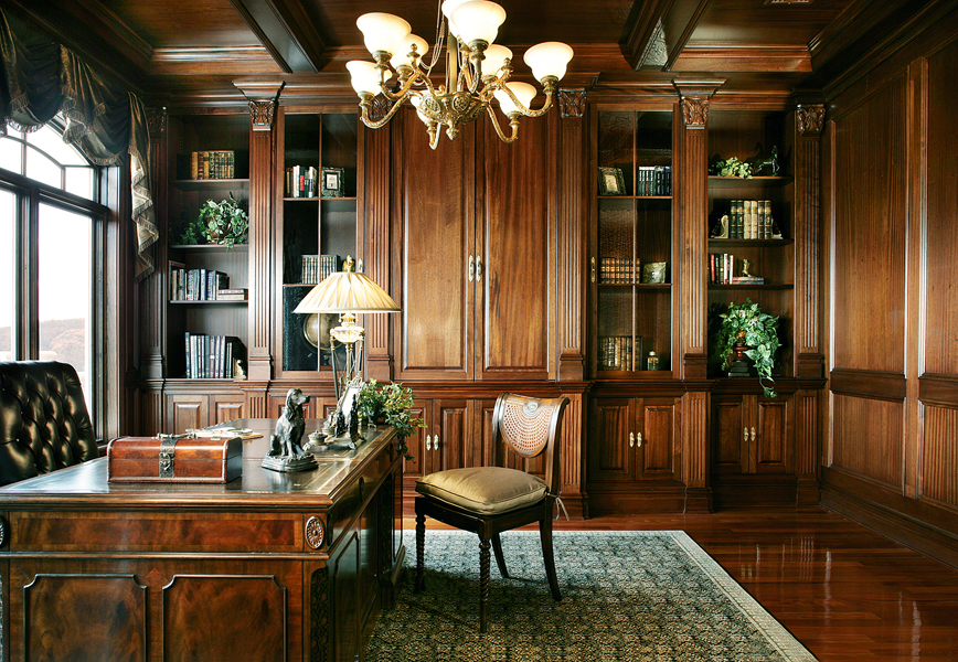 Library & Home Offices