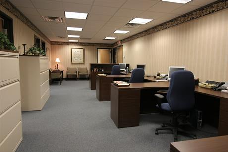 Contract Interiors
