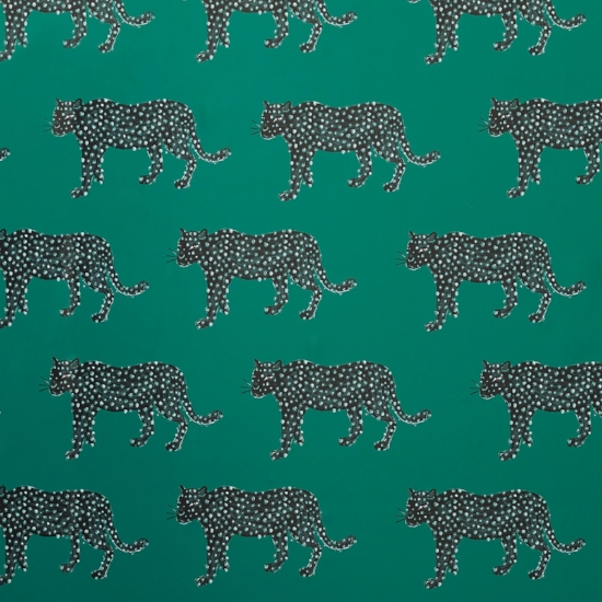 Panther Peel & Stick Removable Wallpaper Removable Panther wallpaper? Be still my heart...