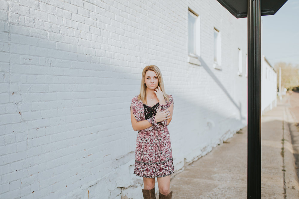 Kaitlynn | TBHS Senior 2017 | St. Louis Senior Photography | Sparrow & Gold Photography - St. Louis Senior Photographer
