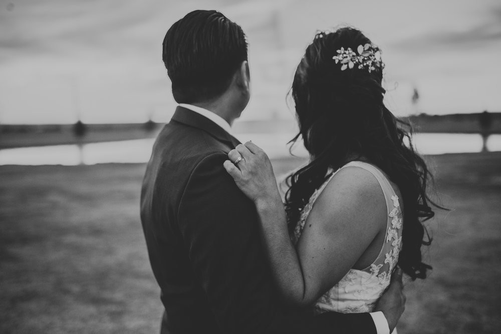 The Vega's | El Paso Wedding Photographer | Sparrow & Gold Photography