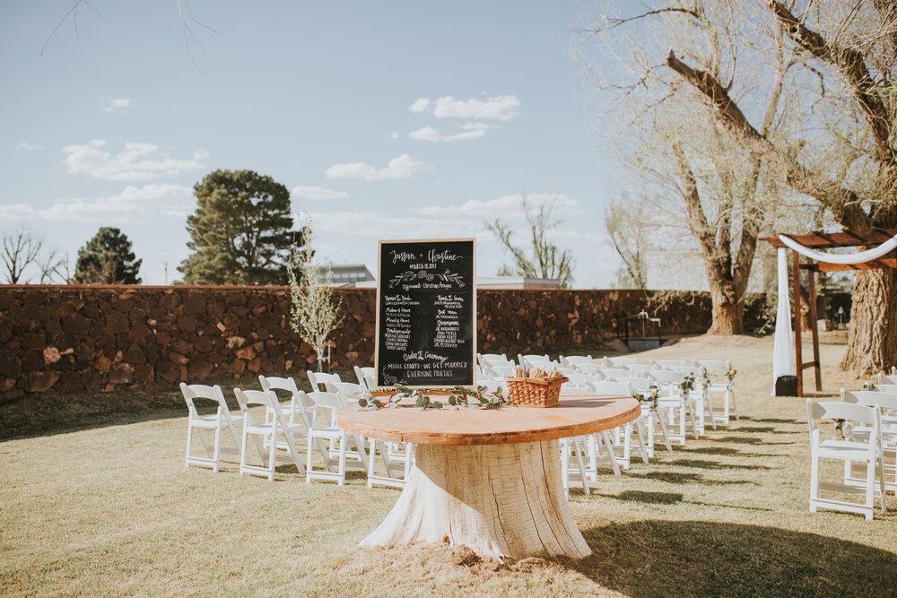 Jassan + Christine | El Paso Wedding | Los Portales, New Mexico | Sparrow & Gold Photography | An El Paso Wedding Photographer