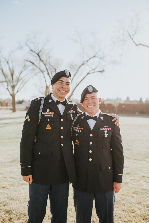 Jassan + Christine | An El Paso Wedding | Los Portales, NM | Sparrow & Gold Photography | El Paso Wedding Photography