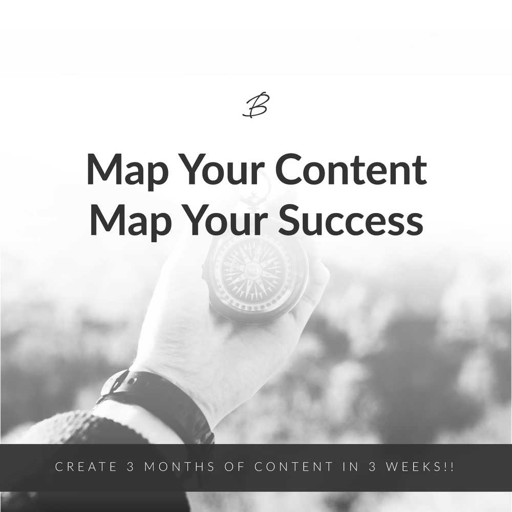 Map Your Content