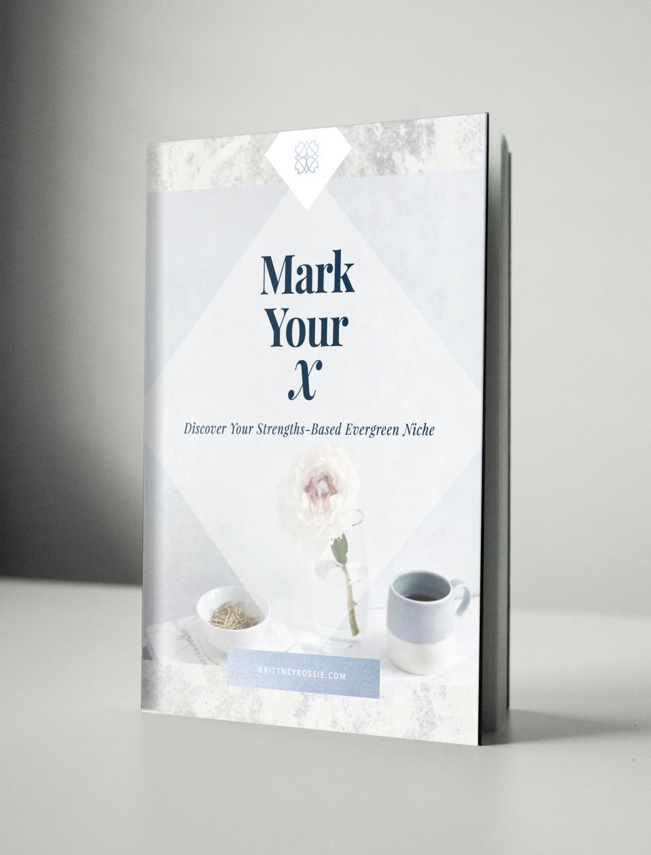 Mark Your X E-Workbook