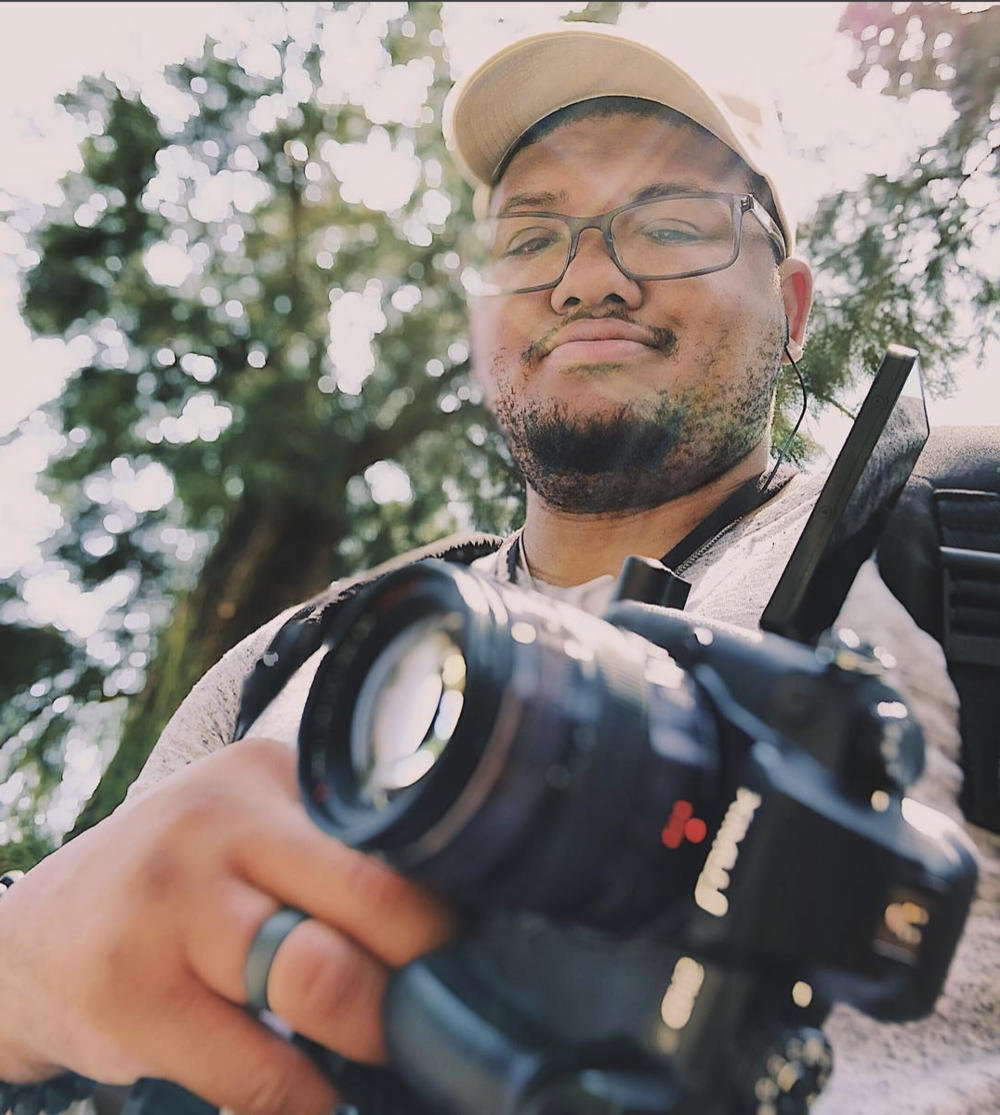Tawaan Brown    Lead Videographer   Insta @tawaanb